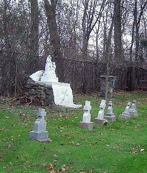 Orphan's cemetery, Blauvelt, New York