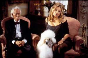The divine Jennifer Coolidge as Sherri Ann Cabot and her adored hubby