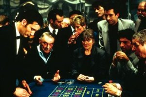 croupier-table
