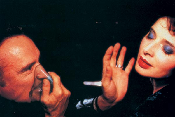 """Now it's Dark,"" Remembering Hopper and Blue Velvet"