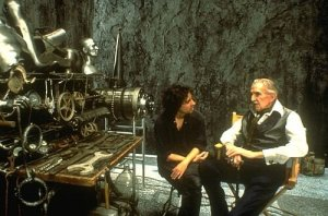 Vincent Price & Tim Burton ES