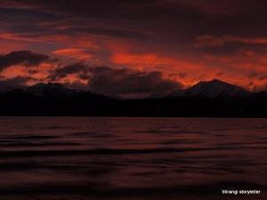 dawn over Lake Wanaka III