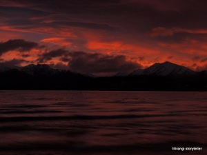 dawn over Lake Wanaka III