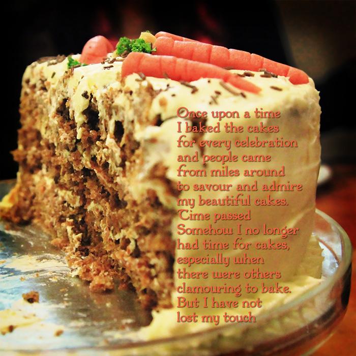 Amazing Carrot Cake Recipe