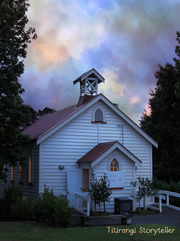 Evening Church
