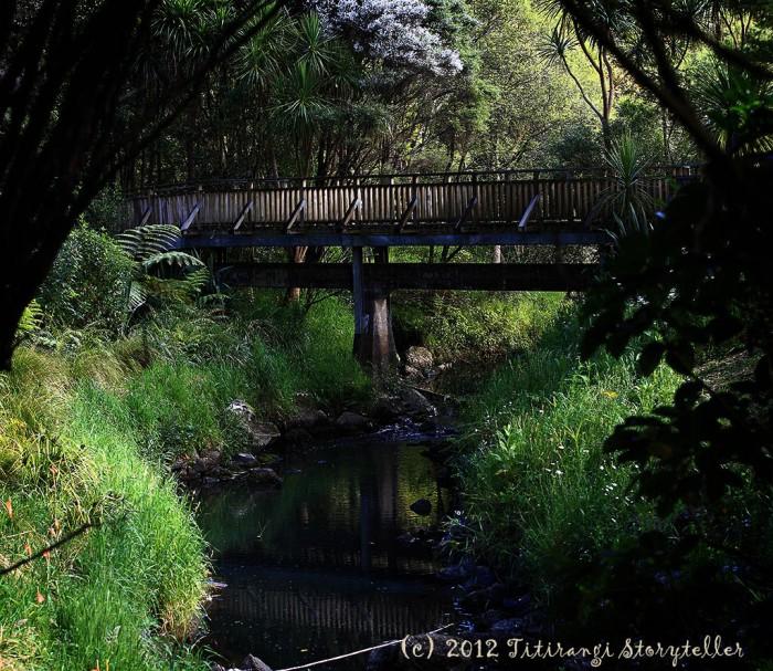 Oakley Creek Bridge