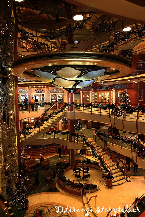 Diamond Princess Atrium