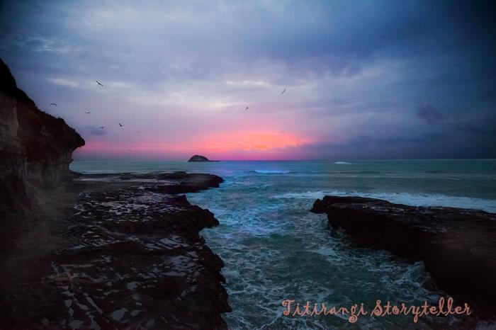 Muriwai Sunset