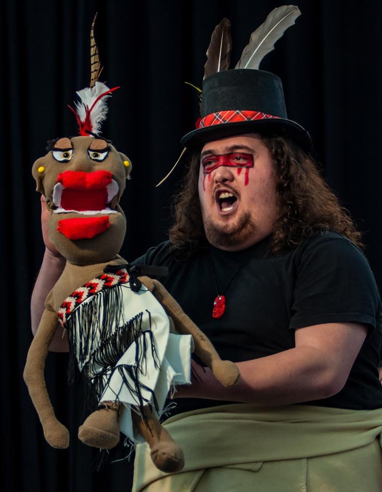 KapaHaka-puppet