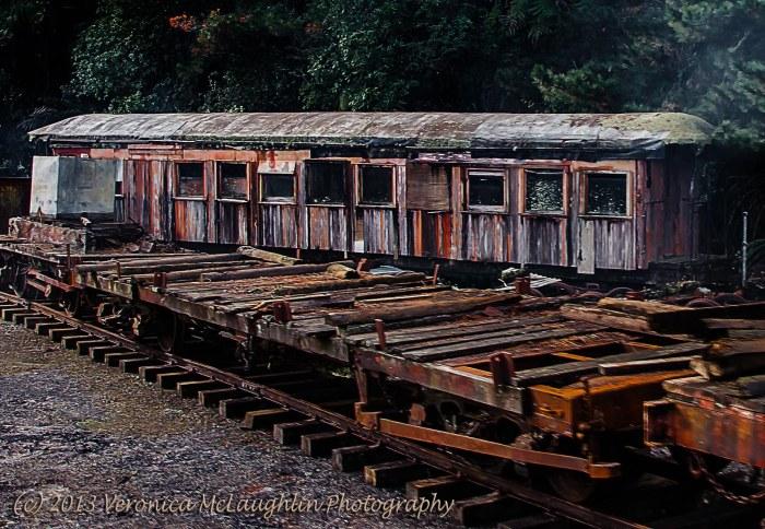 Trains-dining car