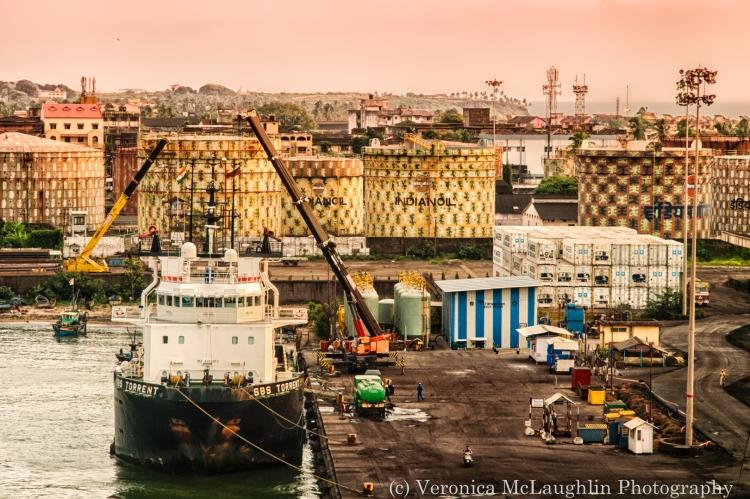 Goa Seaport