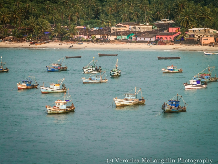 Goa Fishing Boats