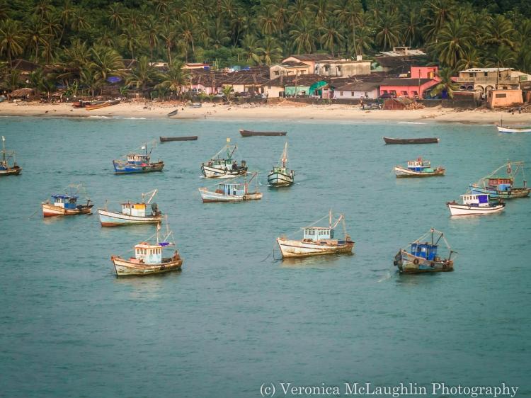 Goa Fishing Boats